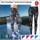 Dam Hexoflage™ performance leggings