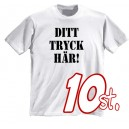 T-shirts 10-pack