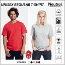 Neutral® Unisex Regular T-shirt
